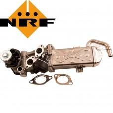 ЕГР клапан с радиатор NRF