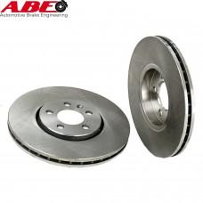 Спирачен диск преден Ф288х25 5/100 ABE