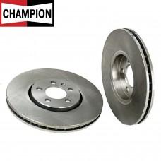 Спирачен диск преден Ф288х25 5/100 Champion