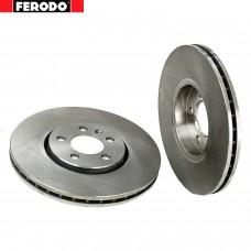 Спирачен диск преден Ф288х25 5/100 Ferodo