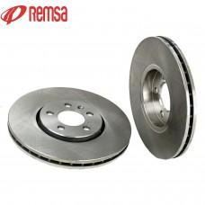 Спирачен диск преден Ф288х25 5/100 Remsa