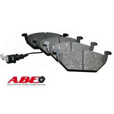 Накладки предни с датчик за спирачен диск Ф256/Ф280 ABE