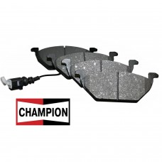 Накладки предни с датчик за спирачен диск Ф256/Ф280 Champion