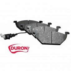 Накладки предни с датчик за спирачен диск Ф256/Ф280 Duron