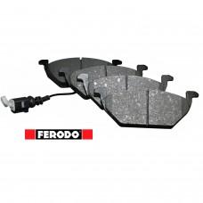 Накладки предни с датчик за спирачен диск Ф256/Ф280 Ferodo