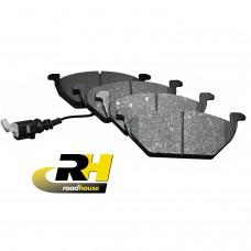 Накладки предни с датчик за спирачен диск Ф256/Ф280 Roadhouse