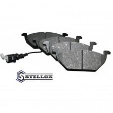 Накладки предни с датчик за спирачен диск Ф256/Ф280 Stellox