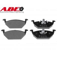 Накладки предни без датчик за спирачен диск Ф256/Ф280 ABE