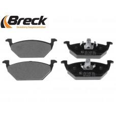 Накладки предни без датчик за спирачен диск Ф256/Ф280 Breck