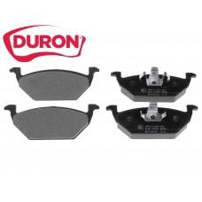 Накладки предни без датчик за спирачен диск Ф256/Ф280 Duron