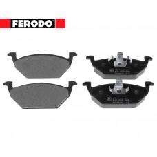 Накладки предни без датчик за спирачен диск Ф256/Ф280 Ferodo