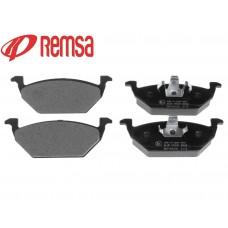 Накладки предни без датчик за спирачен диск Ф256/Ф280 Remsa