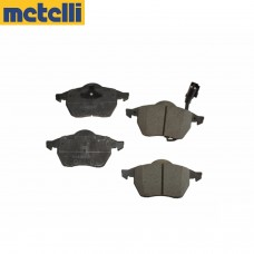 Накладки предни с датчик за спирачен диск Ф288/Ф312 Octavia I Metelli