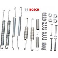Пружини + закрепване задни накладки комплект Octavia Roomster Bosch