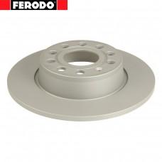 Спирачен диск заден Ф272х10 5/112 Ferodo с покритие