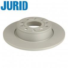 Спирачен диск заден Ф272х10 5/112 Jurid