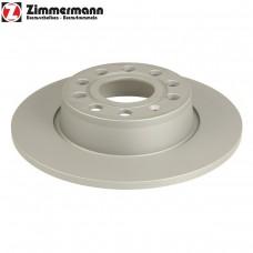 Спирачен диск заден Ф272х10 5/112 Zimmermann