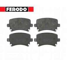 Накладки задни 1K0698451G Ferodo