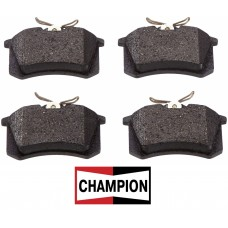 Накладки задни 1K0698451J Champion