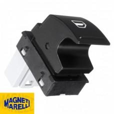 Бутон ел. стъкла единичен Fabia II / Superb II / Roomster Magneti Marelli