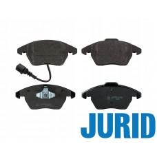 Накладки предни с датчик за спирачен диск Ф288/Ф312 Jurid
