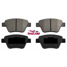 Накладки задни за спирачен диск Ф272 Raicam
