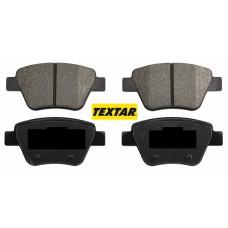 Накладки задни за спирачен диск Ф272 Textar