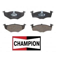 Накладки предни без датчик за спирачен диск Ф239 Champion