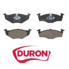 Накладки предни без датчик за спирачен диск Ф239 Duron