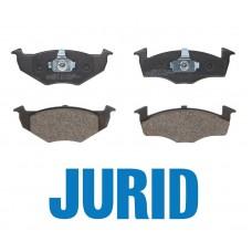 Накладки предни без датчик за спирачен диск Ф239 Jurid