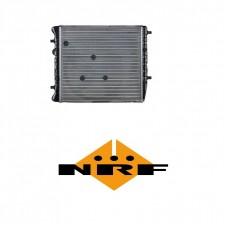 Радиатор охлаждане 430х413х23 с отвори за мотор Fabia Roomster Rapid