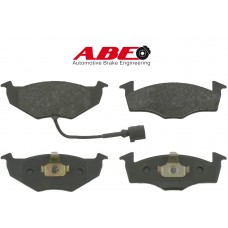 Накладки предни с датчик за спирачен диск Ф239 ABE