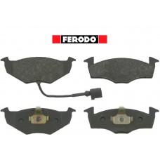 Накладки предни с датчик за спирачен диск Ф239 Ferodo