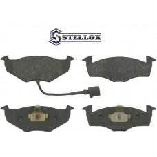 Накладки предни с датчик за спирачен диск Ф239 Stellox