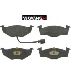 Накладки предни с датчик за спирачен диск Ф239 Woking