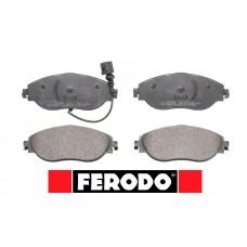 Накладки предни за спирачен диск Ф314мм и Ф340мм Ferodo