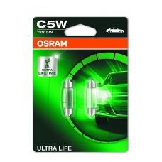 Крушка C5W Osram Ultra Life