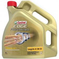 Castrol Edge Professional Titanium FST LL III 5W30 4L