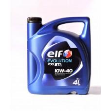 Elf Evolution 700 STI 10w40 4L
