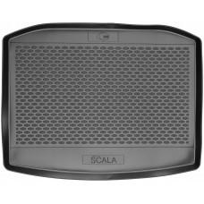 Стелка багажник Scala