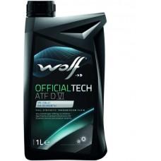Wolf Official Tech ATF D VI 1l