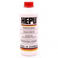 Антифриз червен G12 1.5L концентрат HEPU